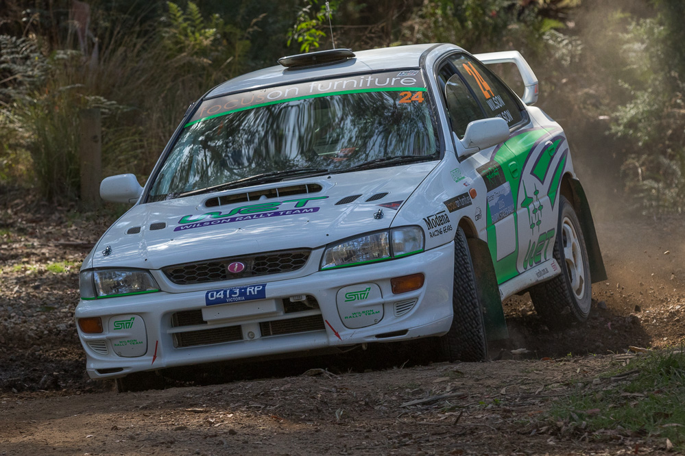 Victorian Rally Championship